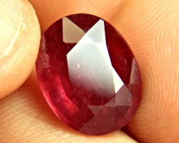 12.06 Carat Fiery Ruby - Gorgeous