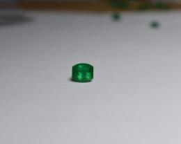 1.43 carat Deep Green Panjshir Emerald