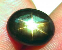 6.18 Carat Thailand Black Star Sapphire - Gorgeous