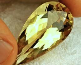 134.0 Carat VVS1 Brazilian Golden Citrine - Gorgeous