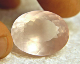 41.41 Carat African Rose Quartz - Superb