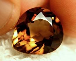 16.97 Carat IF/VVS1 Brazil Golden Brown Topaz - Beautiful