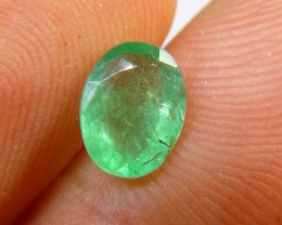 1.04ct Emerald , 100% Natural Gemstone