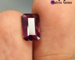 2.05 Carat Superb Afghan Rhodolite Garnet - Gorgeous