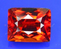 6 CT NATURAL BEAUTIFUL HESSONITE GARNET GEMSTONE