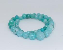 210.468tcw Gem Silica Beads
