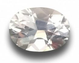 White Sapphire | Loose Gemstone | Sri Lanka - New