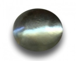 Natural green crysoberyl catseye |Loose Gemstone|New| Sri Lanka