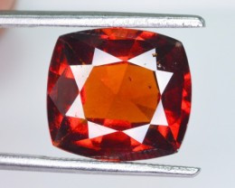 6.70 ct NATURAL BEAUTIFUL HESSONITE GARNET GEMSTONE