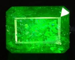 4.25 CT Untreated Dark Green Emerald