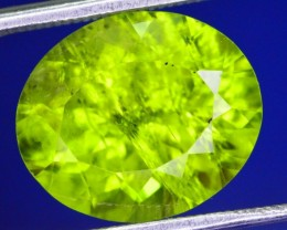 7 CT NATURAL BEAUTIFUL PERIDOT GEMSTONE