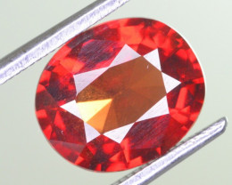 4.35 CT NATURAL BEAUTIFUL RHODOLITE GARNET GEMSTONE