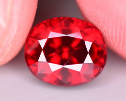 5.35 CT NATURAL BEAUTIFUL RHODOLITE GARNET GEMSTONE