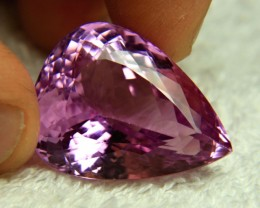 53.24 Carat Vibrant Purple/Pink VVS Himalayan Kunzite - Gorgeous
