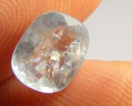 1.98ct  Blue Ceylon Sapphire , 100% Natural Untreated Gemstone