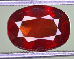 3.80 CT NATURAL RHODOLITE GARNET GEMSTONE