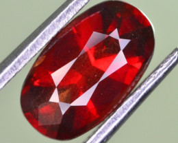 2.85 CT NATURAL RHODOLITE GARNET GEMSTONE