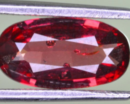 2.20 CT NATURAL RHODOLITE GARNET GEMSTONE