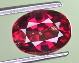 4.05 CT NATURAL BEAUTIFUL RHODOLITE GARNET GEMSTONE