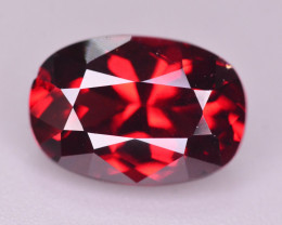 2.80 CT NATURAL RHODOLITE GARNET GEMSTONE
