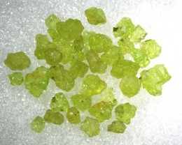 20CTS PERIDOT ROUGH PARCEL RG-2104