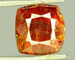 2.55 ct Extremely Rare Manganotantalite Collector's Gem