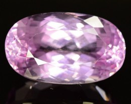 Huge Size Flawless 16.75  ct Natural Hot Pink Kunzite from Afghanistan