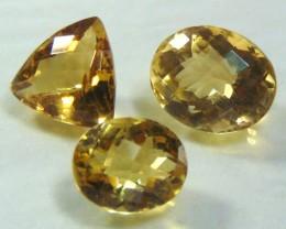 Beautiful Citrine 27.40 Gemstone parcels