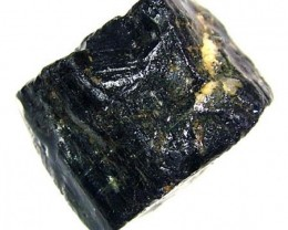 90CTS TOURMALINE BLACK NATURAL ROUGH RG-2154