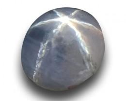 Natural Unheated light Blue star Sapphire |Sri Lanka-New
