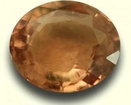Natural Orange Sapphire |Certified |Sri Lanka - New