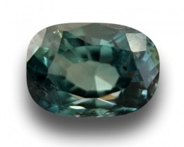 Natural Green Sapphire|Loose Gemstone|Certified|Ceylon-NEW