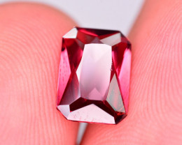 2.20 CT NATURAL BEAUTIFUL RHODOLITE GARNET GEMSTONE