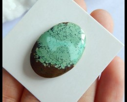 Natural Turquoise Cabochon,25x18x5mm,15.5ct(17050515)