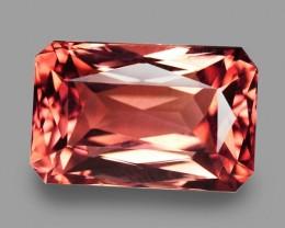 10.38 Cts Beautiful Natural Peach Pink Tourmaline