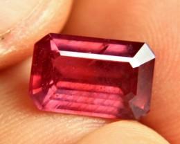 5.40 Carat Fiery Genuine Ruby - Gorgeous