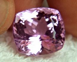 17.26 Carat Lavender Pink VVS Himalayan Kunzite - Superb