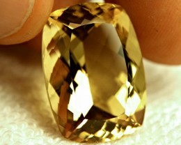 27.1 Carat Natural IF/VVS1 Congo Andesine