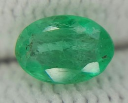 0.55 CT NATURAL ZAMBIAN EMERALD GEMSTONES FOR SALE