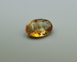 CITRINE FANCY OVAL SHAPED
