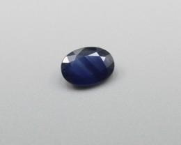 BLUE SAPPHIRE OVAL SHAPED