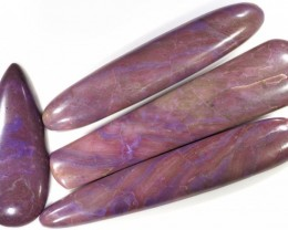 271.00 CTS TURKIYENITE - PURPLE JADE PARCEL DEAL [MGW5144]
