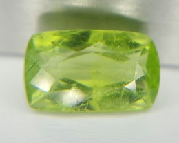 2.35 Natural Green Peridot High quality Gemstone L2