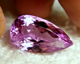 22.19 Carat VVS Pink Himalayan Kunzite - Superb
