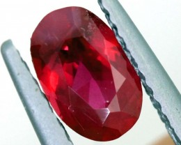 0.95 CTS RUBY GEMSTONE UNTREATED TBM-1149