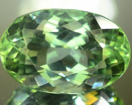 21 ct Greenish Spodumene Gemstone