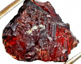 18.30 CTS AMAZING SPESSARTITE GARNET CRYSTAL [STS 641]