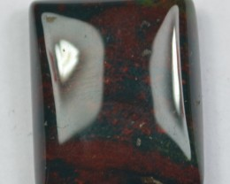 41.60 CT BEAUTIFUL BLOOD STONE (NATURAL+UNTREATED)