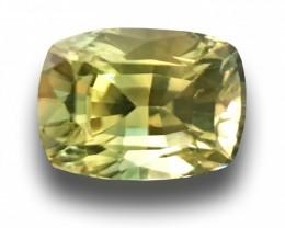 Natural Green Sapphire | Loose Gemstone| Cretified| Sri Lanka - New