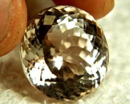 34.67 Carat Golden Himalaya Triphane